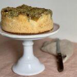 Apfelkuchen mit Streuseln und Earl Grey Tee