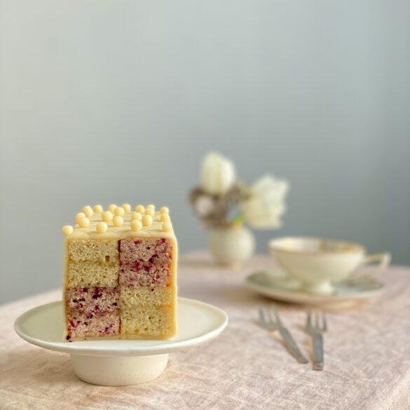 Battenberg-Cake
