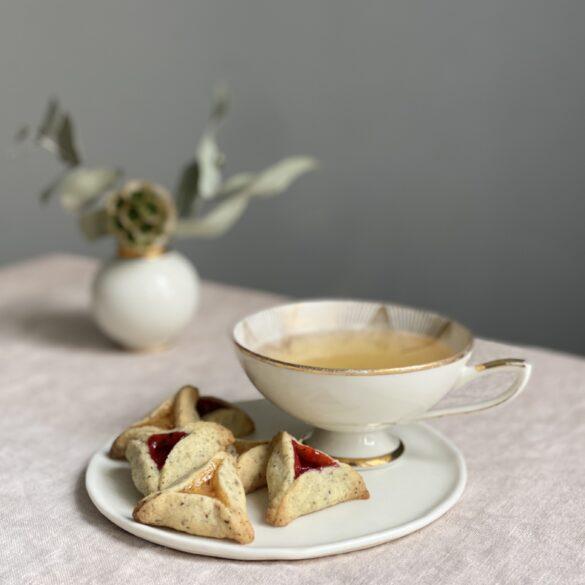 Hamantaschen-mit-Tee
