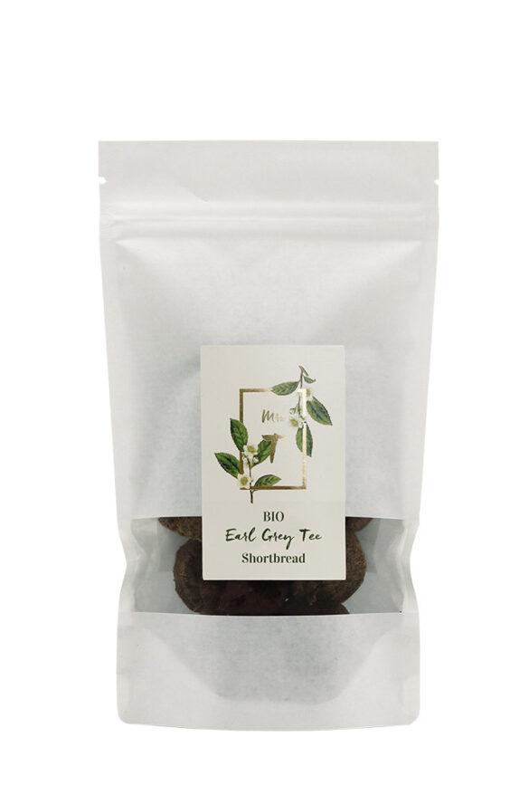 Mrs T - Earl Grey Tee Shortbread, 100 g im Standbodenbeutel