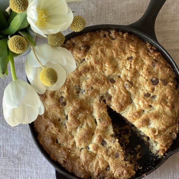 Keks aus der Pfanne