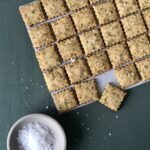 Salzige Kekse