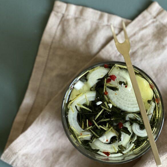 Tea-Pickle